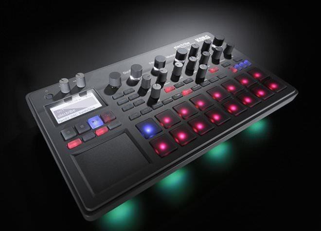 KORG ELECTRIBE, new digital synth