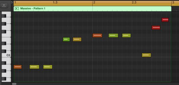 Am MIDI screenshot 1
