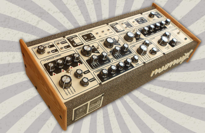 DREADBOX MURMUX SEMI-MODULAR, new analogue mono synths