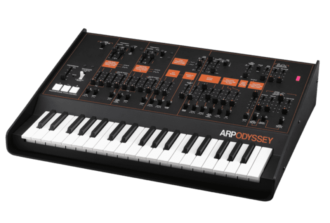 ARP ODYSSEY, new analogue mono synths