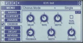 Step 5- Chorus