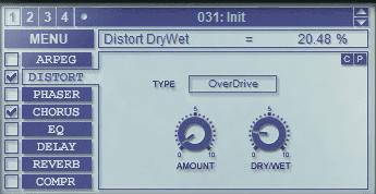 Step 5- Distort
