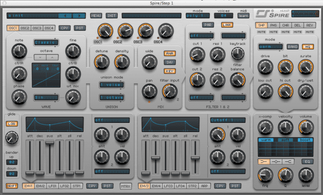 Synth Secrets - Drive:80s Bass_step 1_raw sound