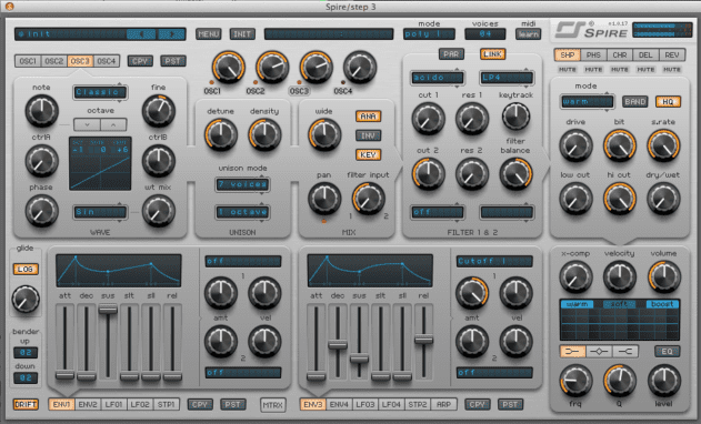 Synth Secrets - Drive:80s Bass_step 2