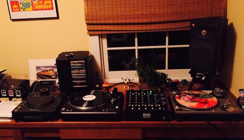 2nd DJ Setup