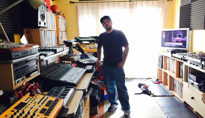 Mark Farina - My Studio
