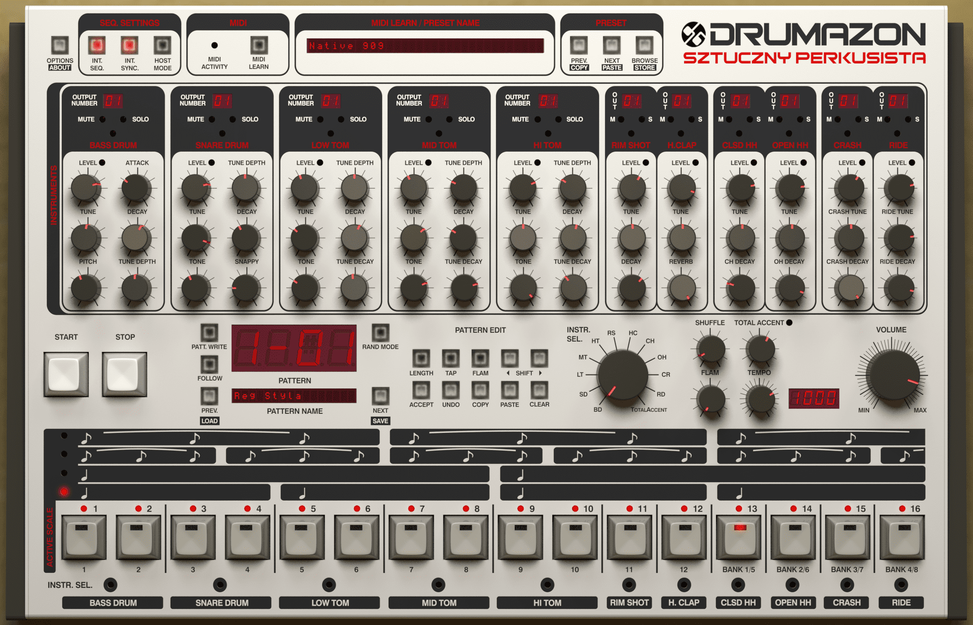 Ten Of The Best: Drum Synth Plugins - Attack Magazine
