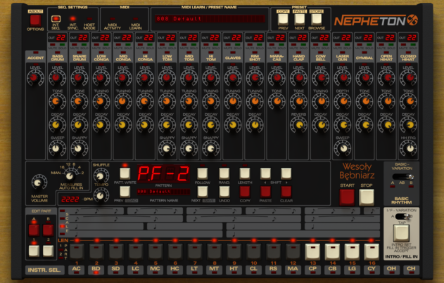 ten of the best drum synth plugins attack magazine. Black Bedroom Furniture Sets. Home Design Ideas
