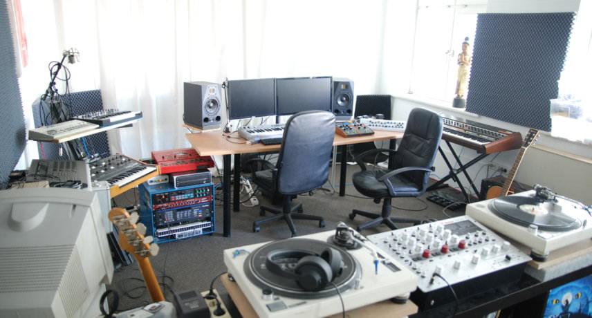 Session Victim - My Studio