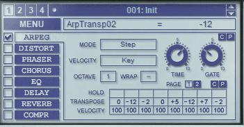 Vintage Arp - Step 3