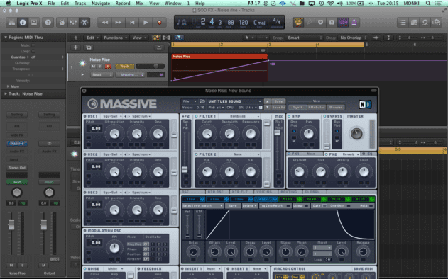 SOD FX - Noise rise 3-3
