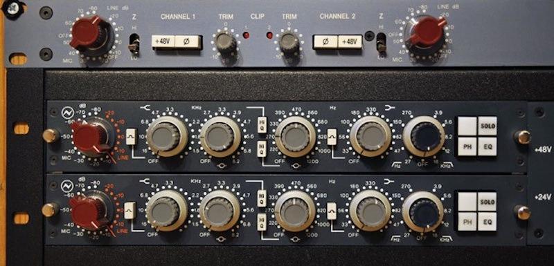 AMS Neve 1073 Pre-Amp