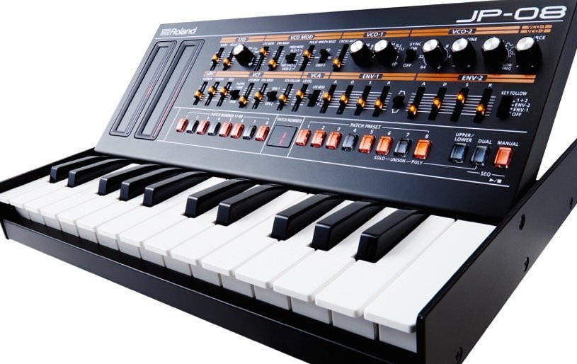 leaked photos reveal new roland boutique synths attack magazine. Black Bedroom Furniture Sets. Home Design Ideas