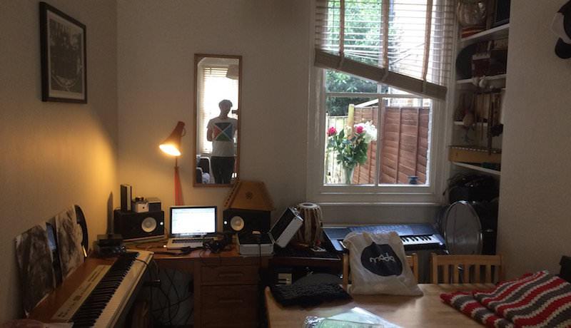 Roscius - My Studio