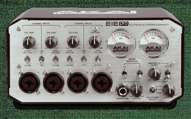 Akai EIE Pro, audio interface