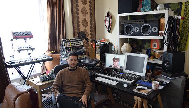 Ethyl & Flori - My Studio