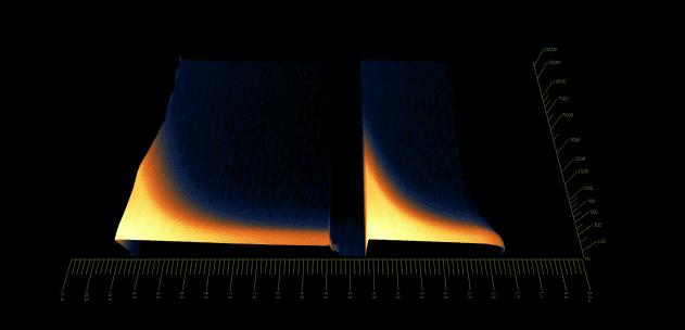 Pic 21b - spectrogram.