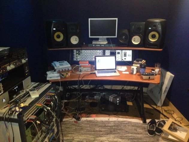 Redlight's studio (click to enlarge)