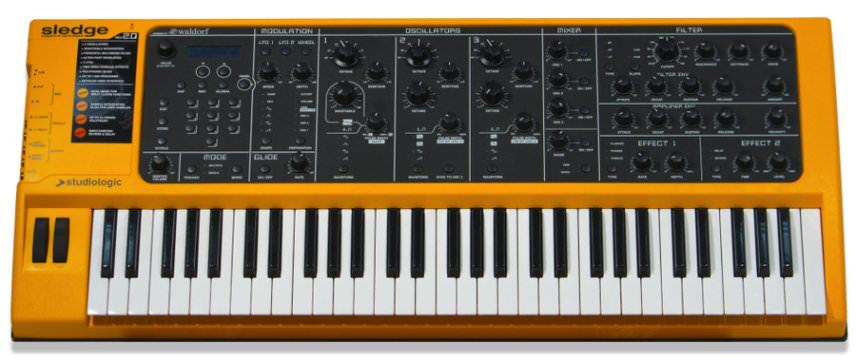 StudioLogic Sledge 2 synthesiser