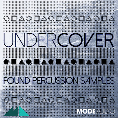 Undercover – Found Percussion Samples