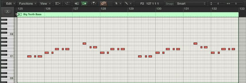I Wanna Know Bass Part 2