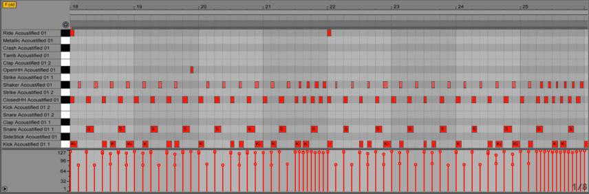 LUU2 Drums
