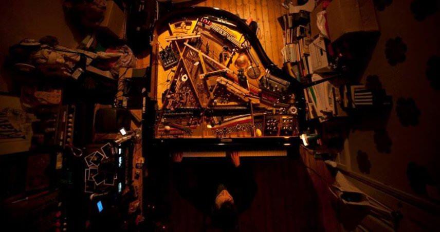 Klavikon piano