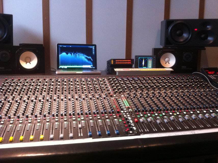 Apollo Studios console