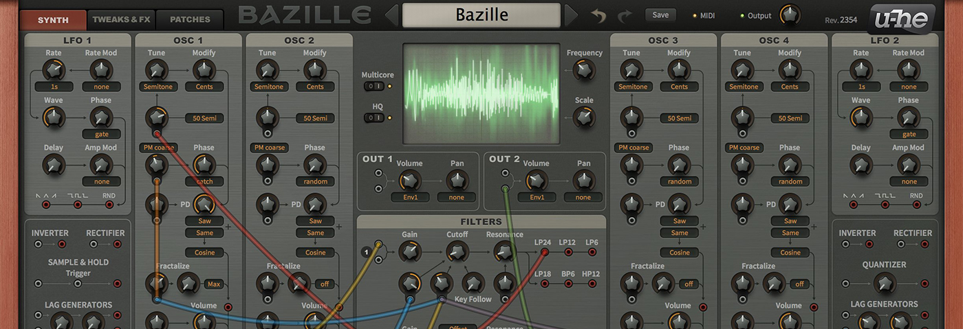Old school house chords with u he bazille attack magazine for Classic house chords