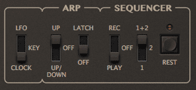 u-He Repro-1 Synth