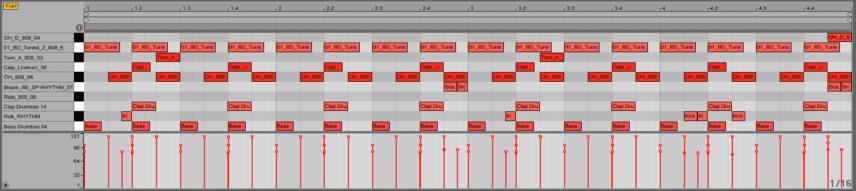 Ableton programming
