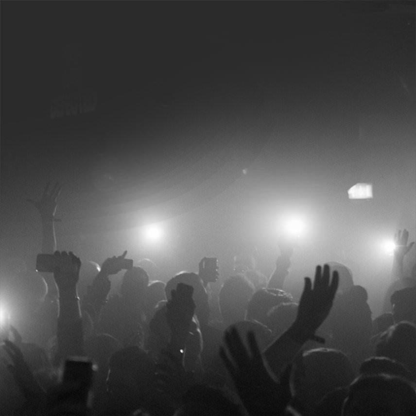 dancing audience