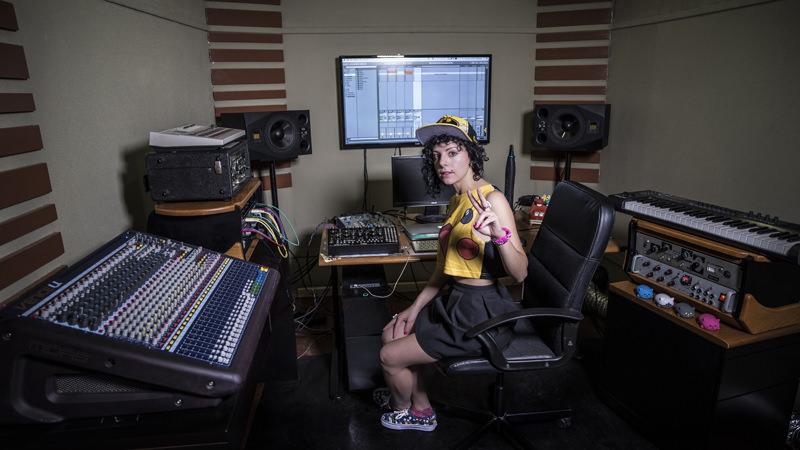 Giorgia Angiuli's Studio