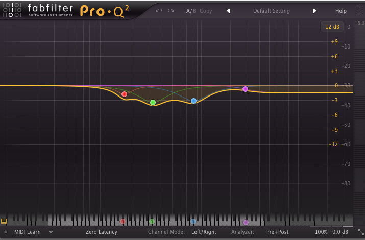 FabFilter Pro-Q2