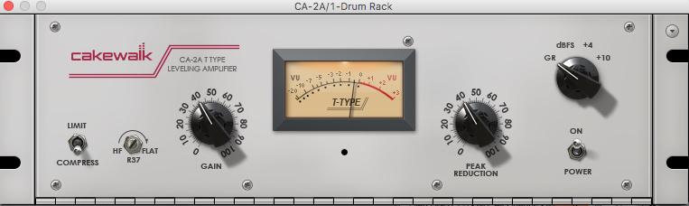 Cakewalk Amplifier