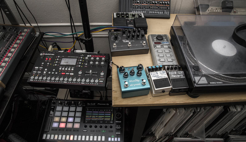 Octatrack & Effects