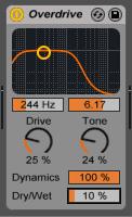 Ableton Overdrive