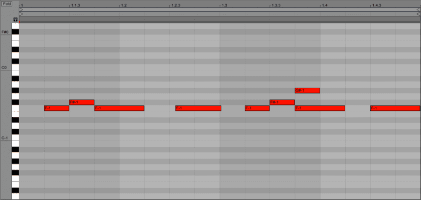 ableton midi sequencing