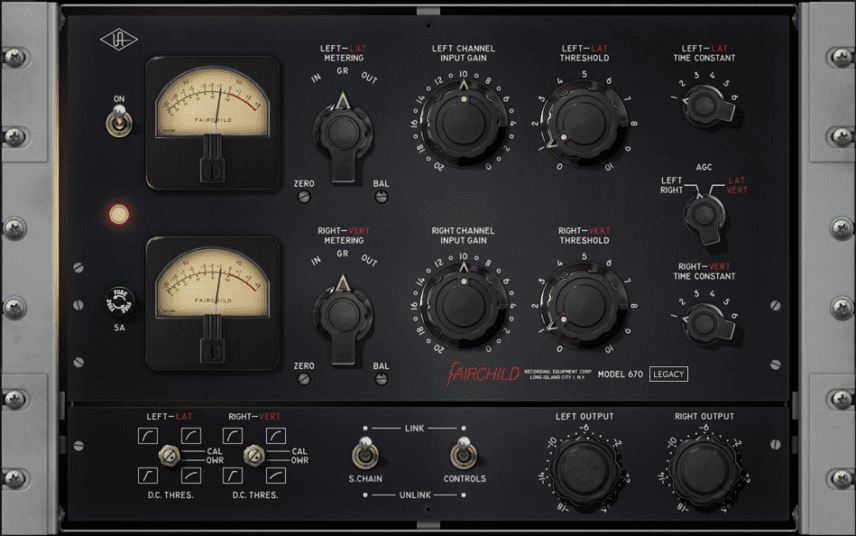 fairchild 670 plugin