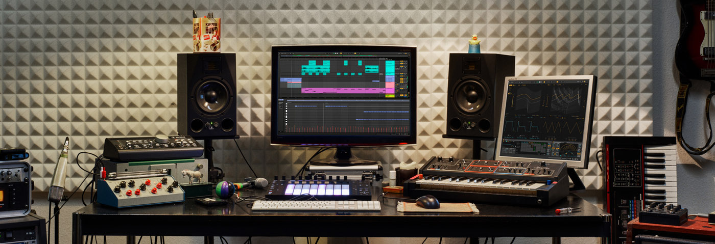 how to use ableton live 10