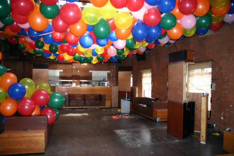 Klipschorns at David Mancuso's Loft party