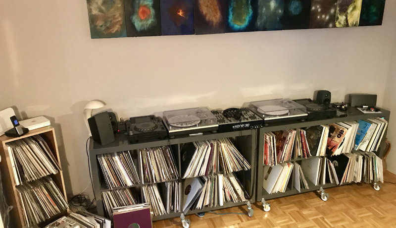 heartthrob dj setup