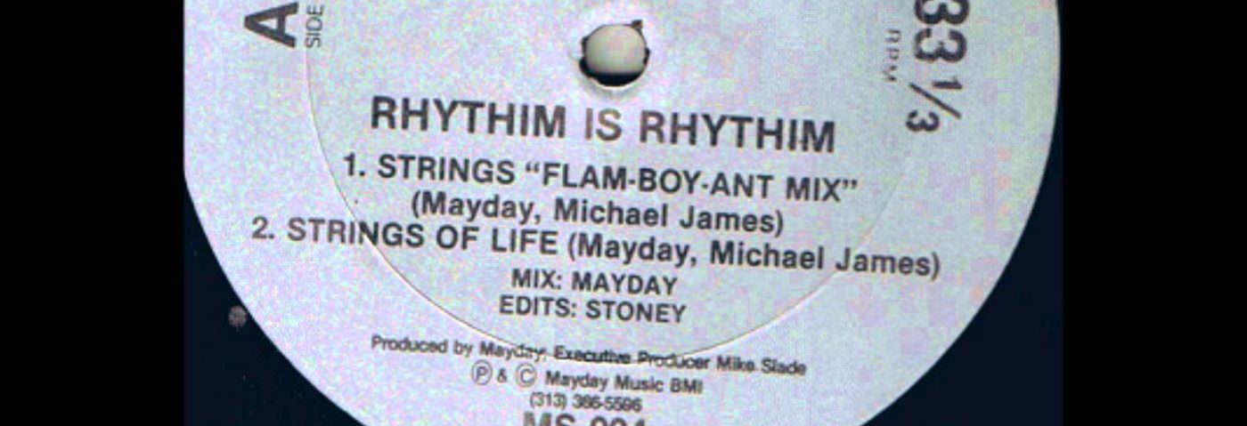 Rhythim Is Rhythim - 'Strings Of Life' - Attack Magazine