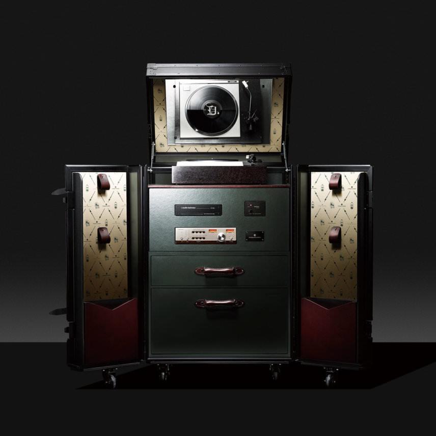 analogue foundation listening station