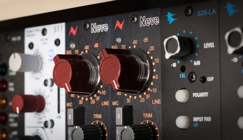 Mike kiraly preamps