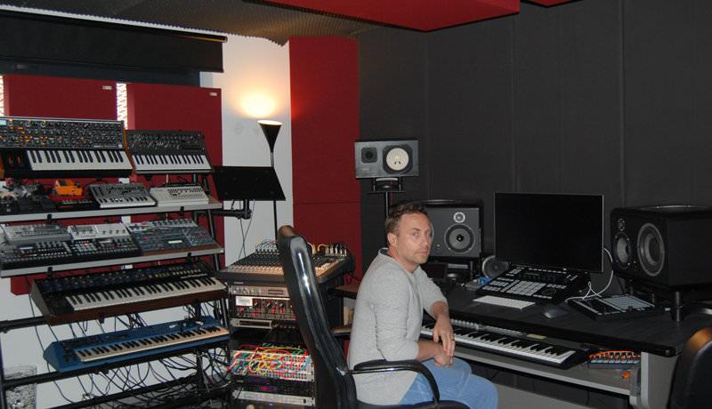 Tom Hades My Studio