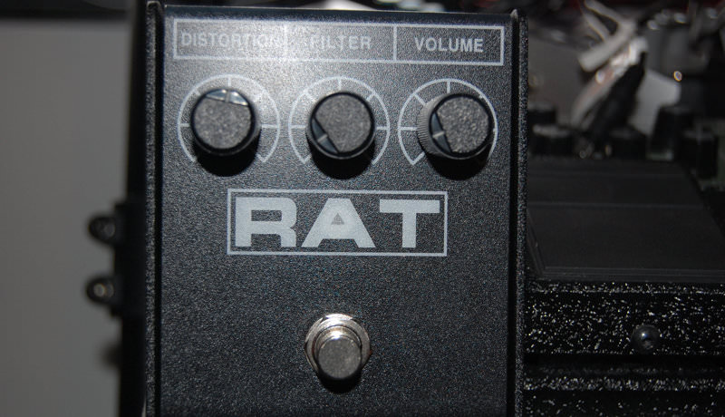 ProCo RAT 2 pedal