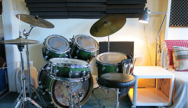 flash atkins drum kit