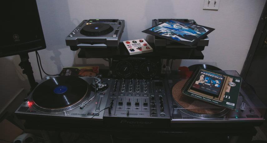 Audio Technica LP120 - NicolòBernardi-SophiaSaze-10