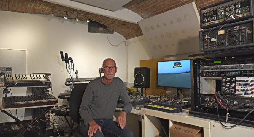 Alexander Robotnick - My Studio